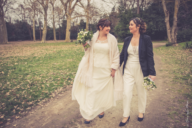 les jolies tenues des mariées