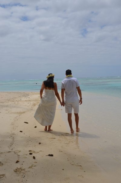 Mariage traditionnel en Polynésie Nouvelle aventure