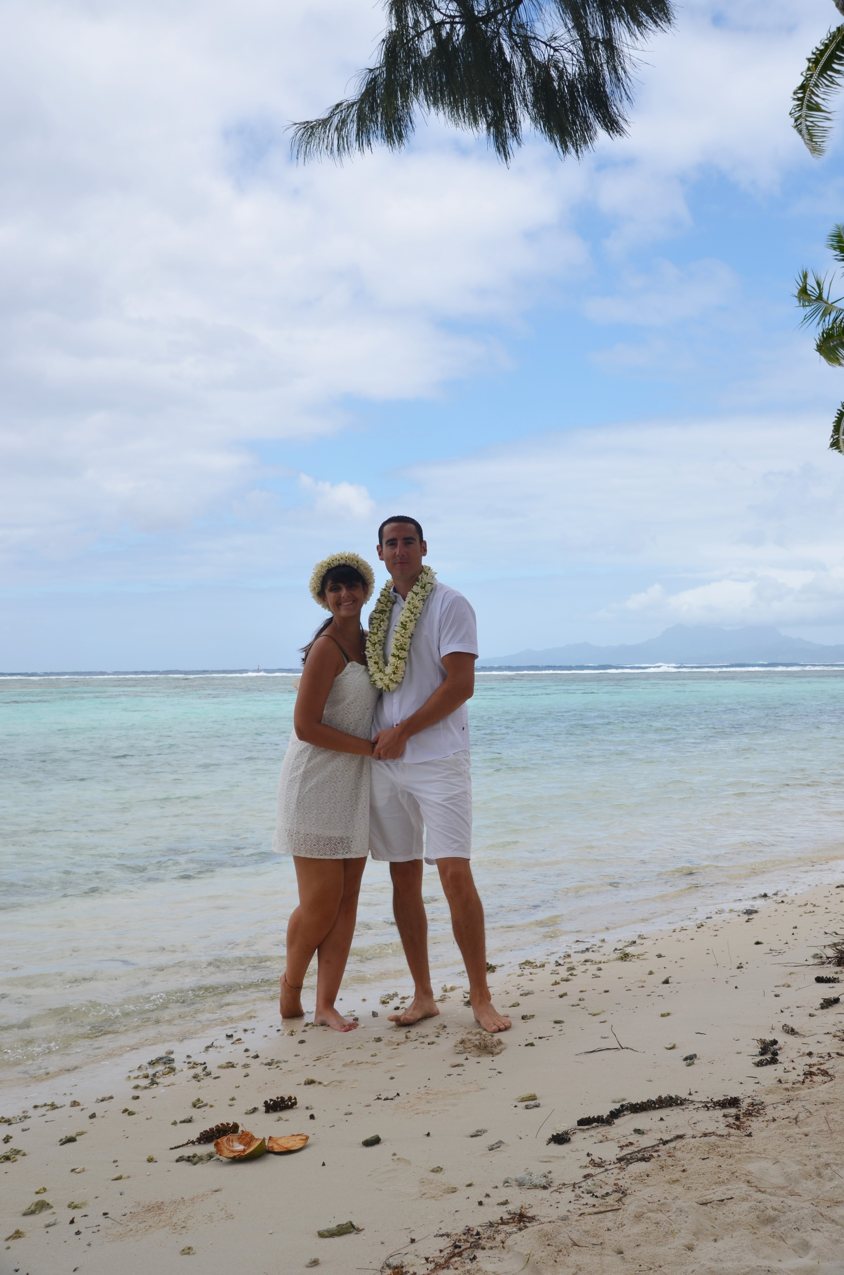 Mariage traditionnel en Polynésie Le bonheur
