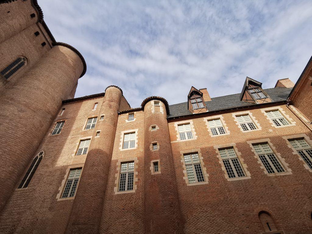 madame m blog voyage  un samedi à Albi Le Palais de la Berbie