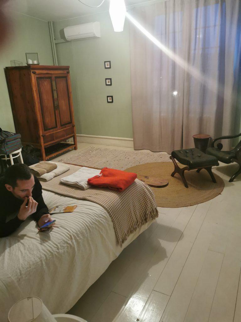 madame m blog voyage  un samedi à Albi la villa Caroline