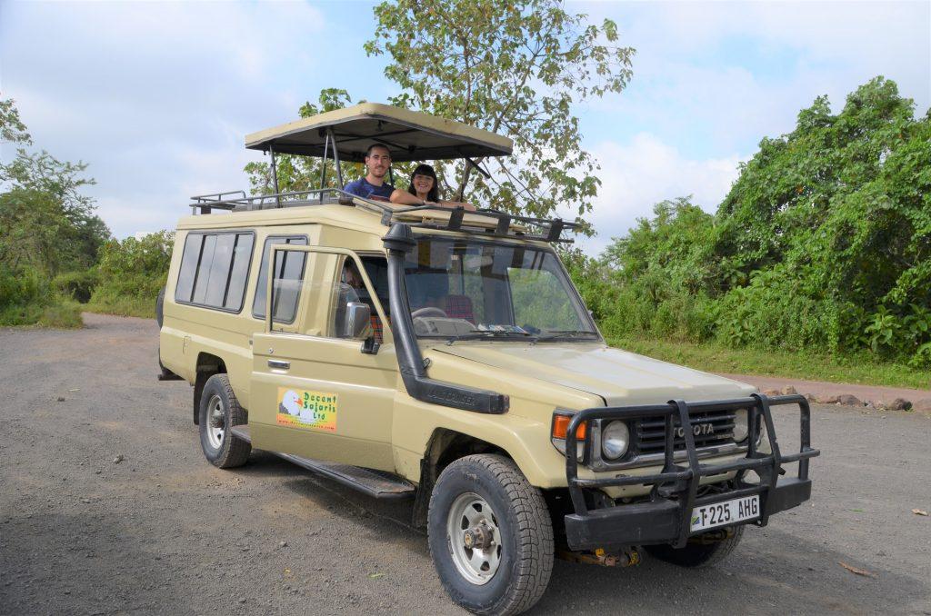 madame m blog voyage  notre safari en Tanzanie  A bord de notre 4x4