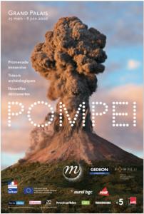 visite virtuelle pendant le confinement  Expo Pompei Madame M Les Voyages