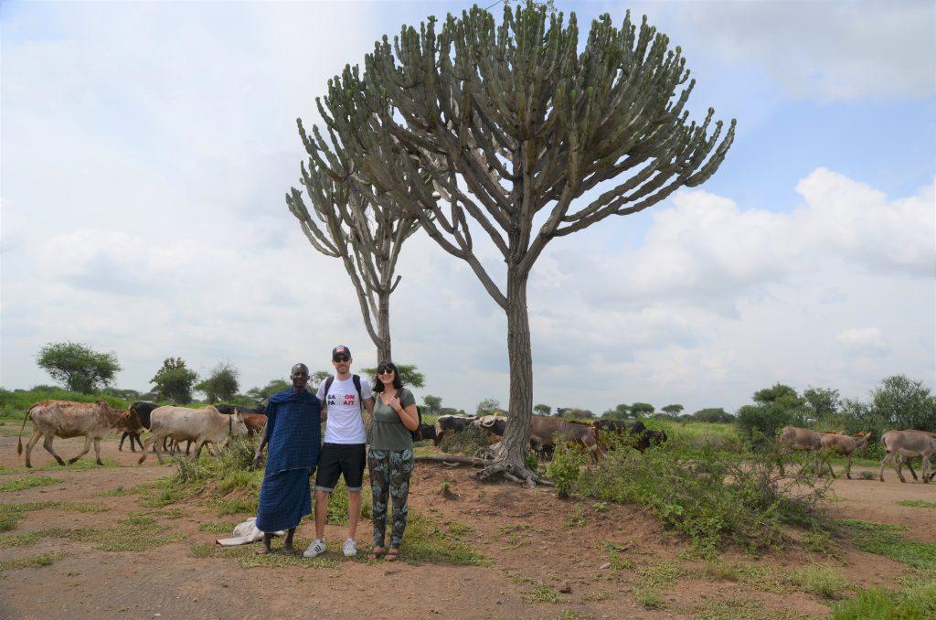 Madame M les Voyages  Notre rencontre avec les Massaïs de Tanzanie En arrivant au village