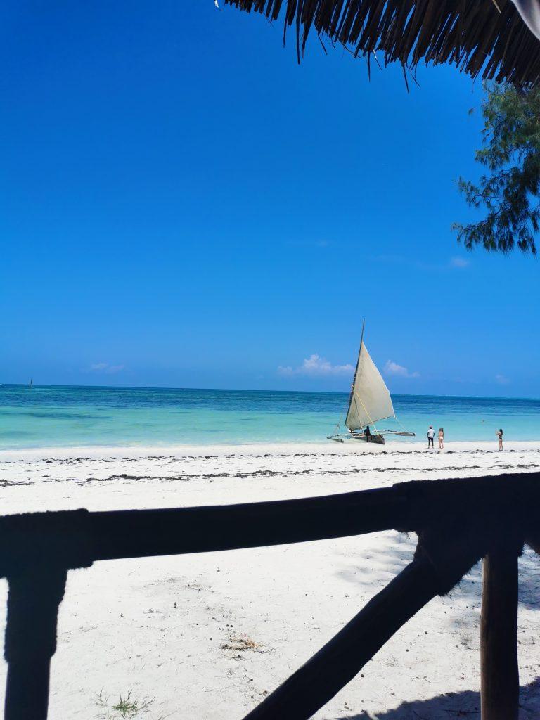 blog voyage Madame M les voyages 6 choses à faire à Zanzibar Un peu de Jambiani