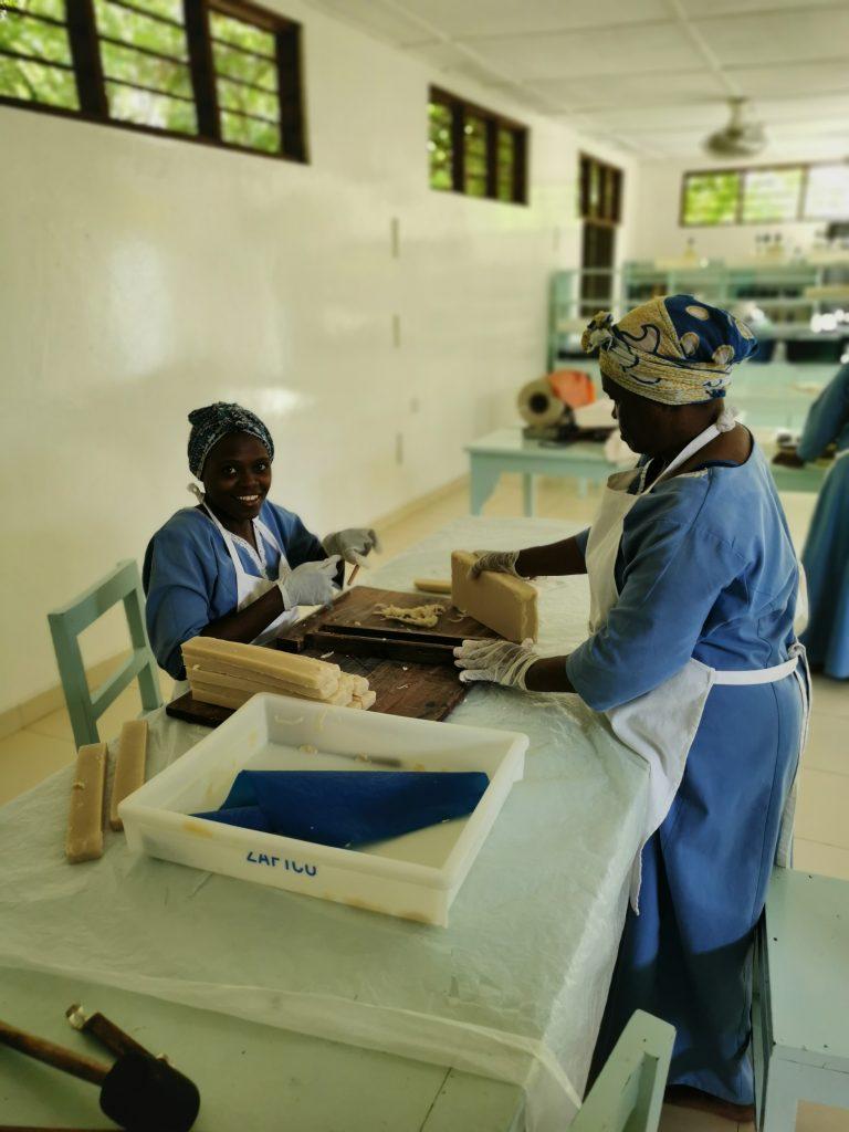Madame M les voyages blog voyage  Découvrir Jambiani et Paje à Zanzibar Le laboratoire du Seaweed center