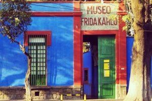 visite virtuelle pendant le confinement  Musée Frida Kahlo Madame M Les Voyages