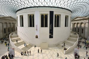 visite virtuelle pendant le confinement  Le British Museum Madame M Les Voyages