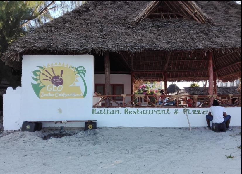Madame M les voyages blog voyage  Découvrir Jambiani et Paje à Zanzibar Hôtel Geo Zanzibar