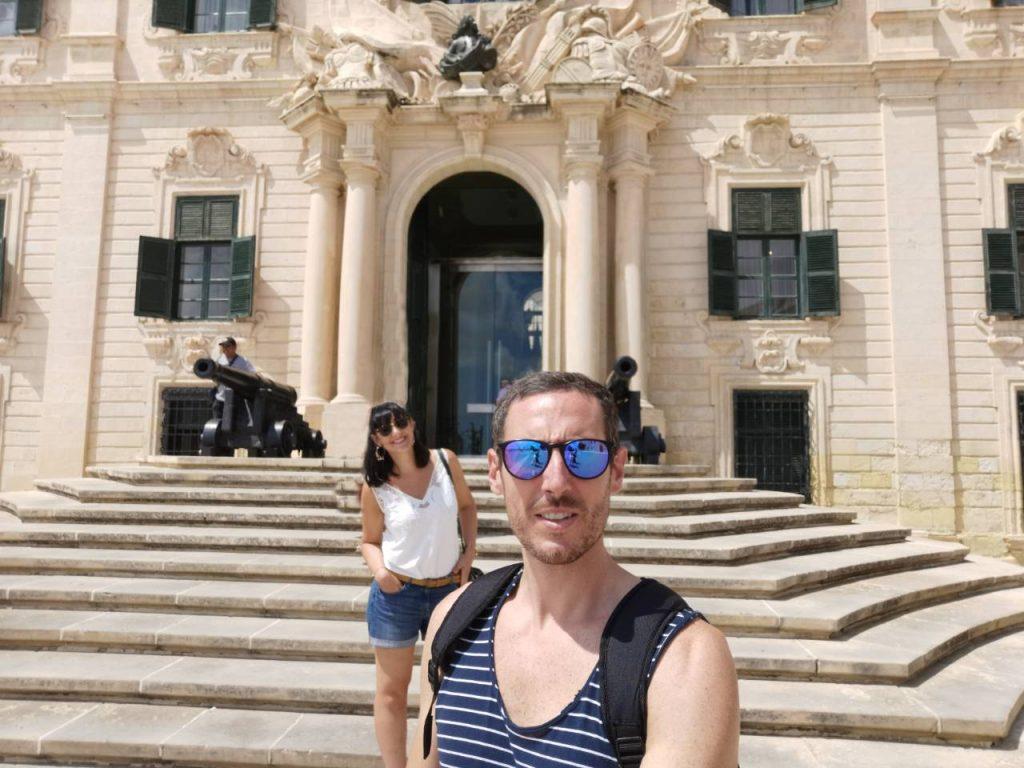 Découvrir la Valette à Malte Blog Madame M les voyages La Valette