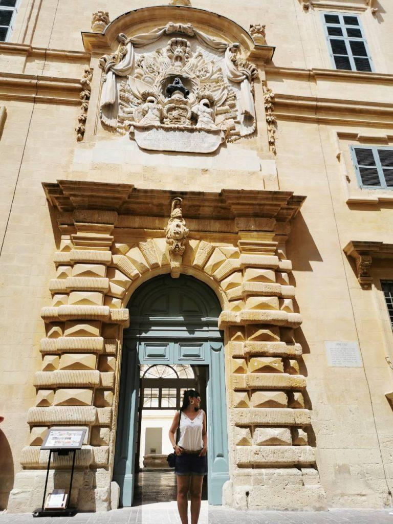 Découvrir la Valette à Malte Blog Madame M les voyages Les portes maltaises